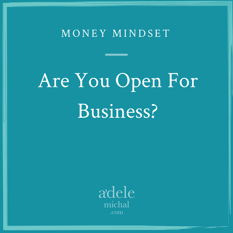 Are You Open For Business?