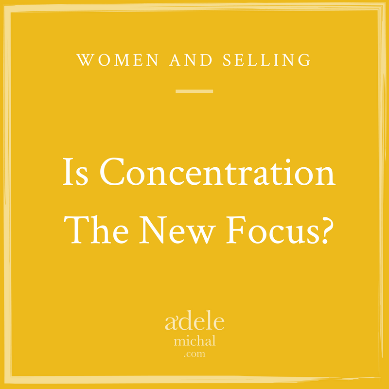 Is Concentration The New Focus?