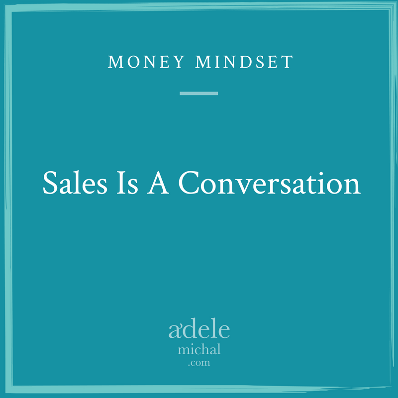 Sales Is A Conversation