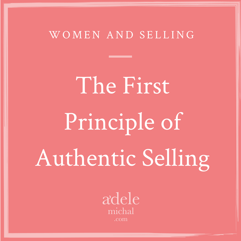 The First Principle of Authentic Selling.png