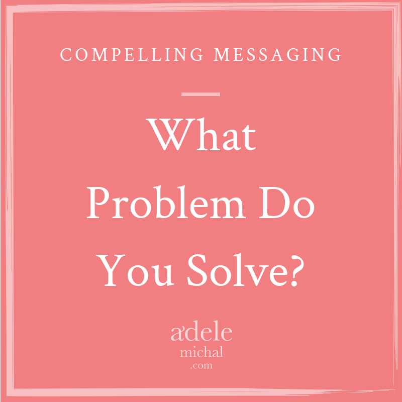 What problem do you solve?