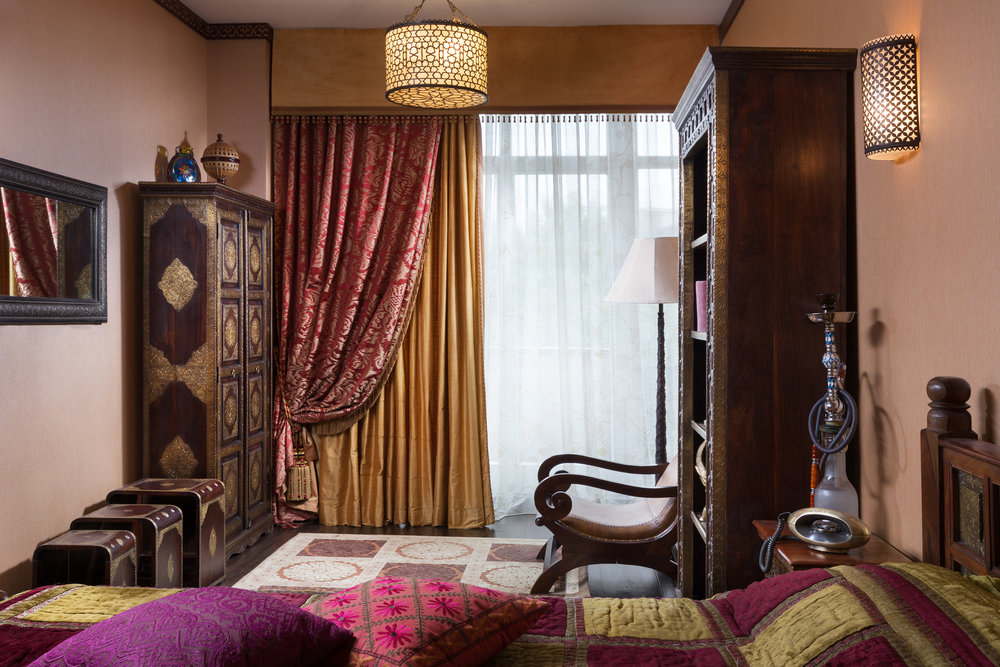дизайн интерьера спальни postformula
