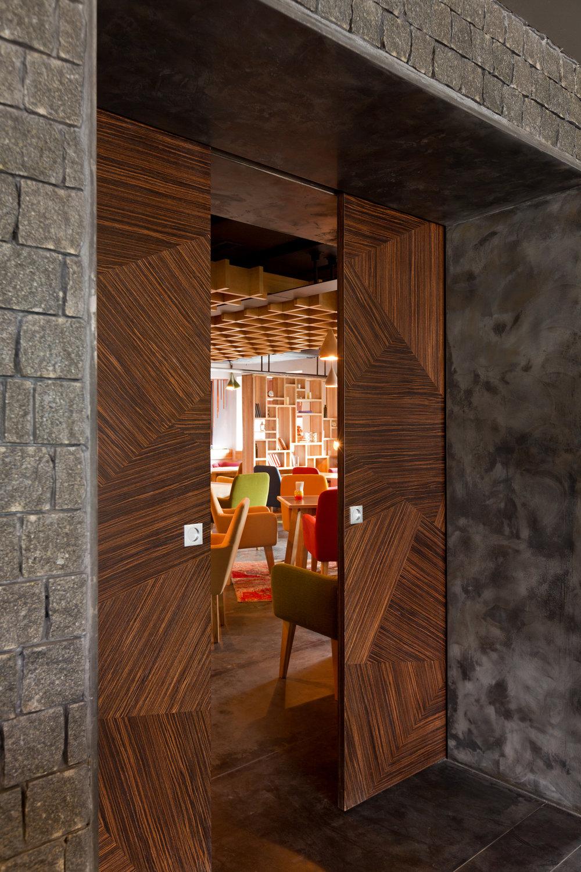 дизайн интерьера ресторана postformula