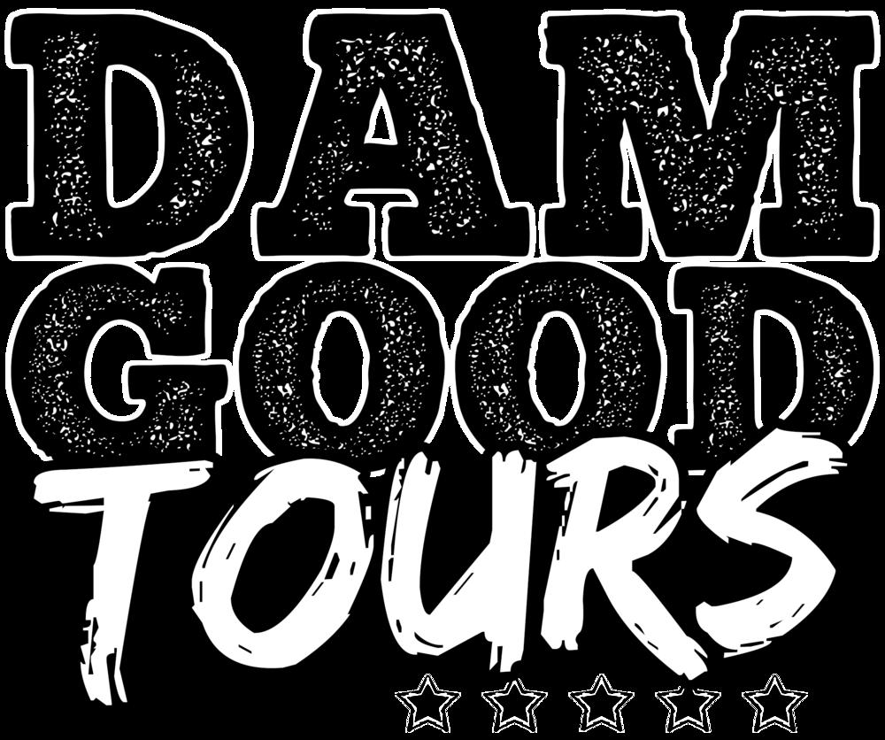 Dam Good One Logos.png