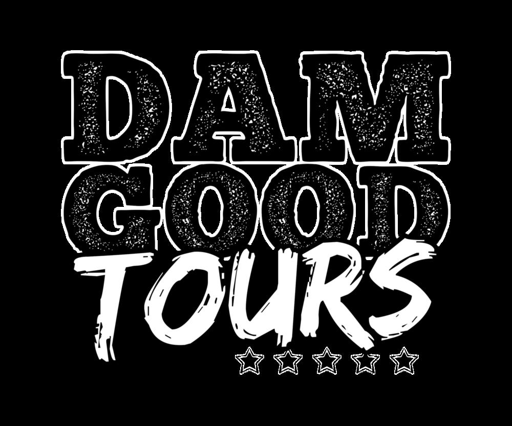 dam good tours amsterdam logo