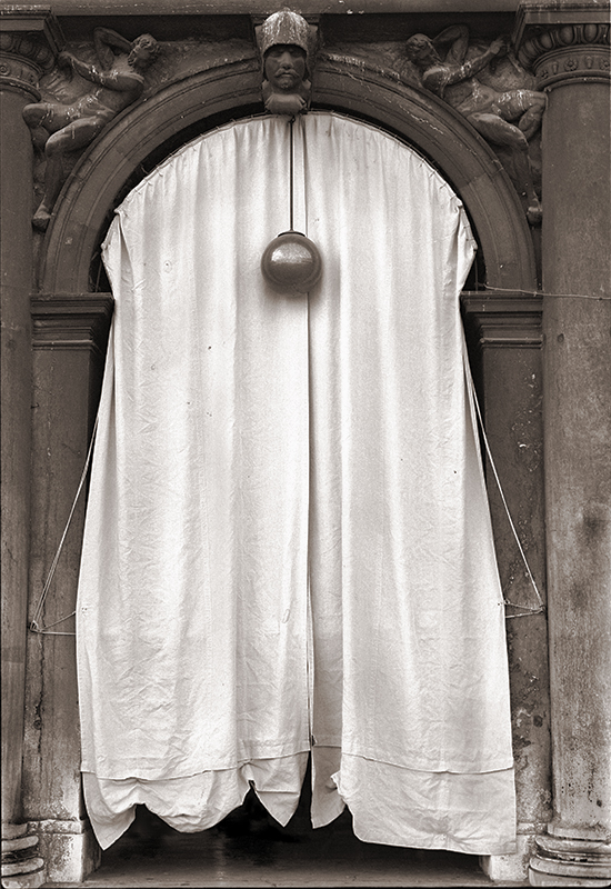Venice Curtain 7