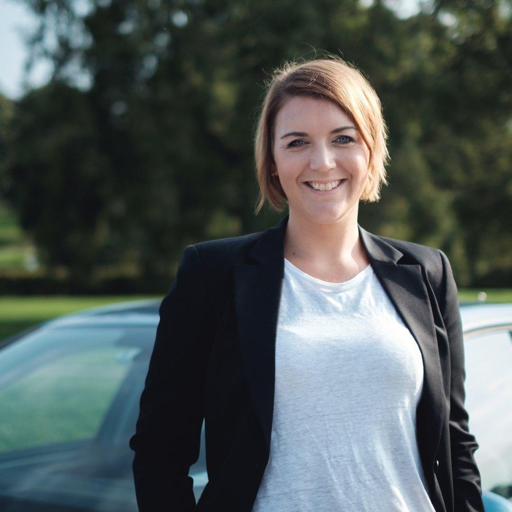 Christina Bu, Norsk elbilforening (foto Aksel Jermstad - Norsk elbilforening.).jpg