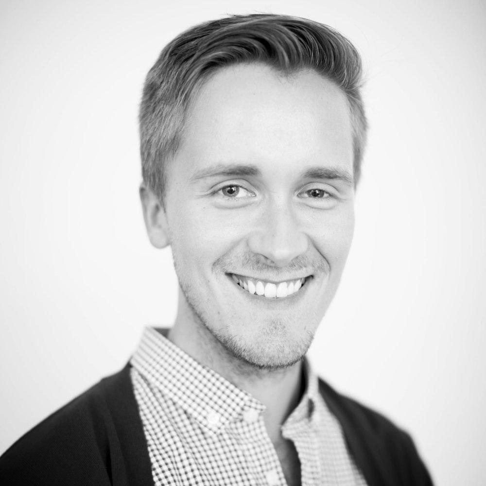 Theodor Henriksen // Faggruppeleder for tjenestedesign // Sopra Steria