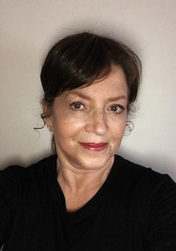 Angie Davidson, Lupus Trust