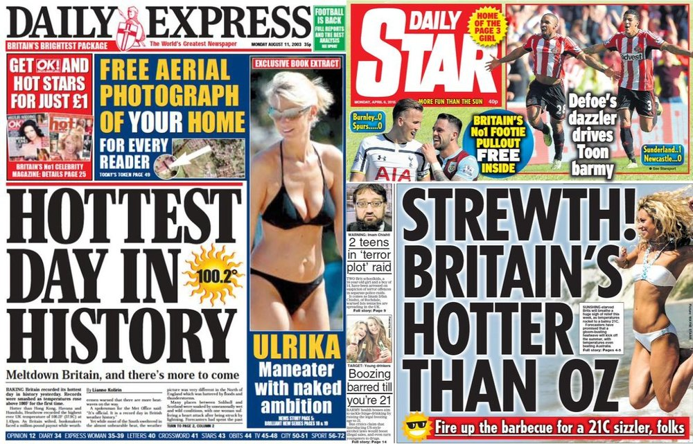 heatwave newspapers.jpeg