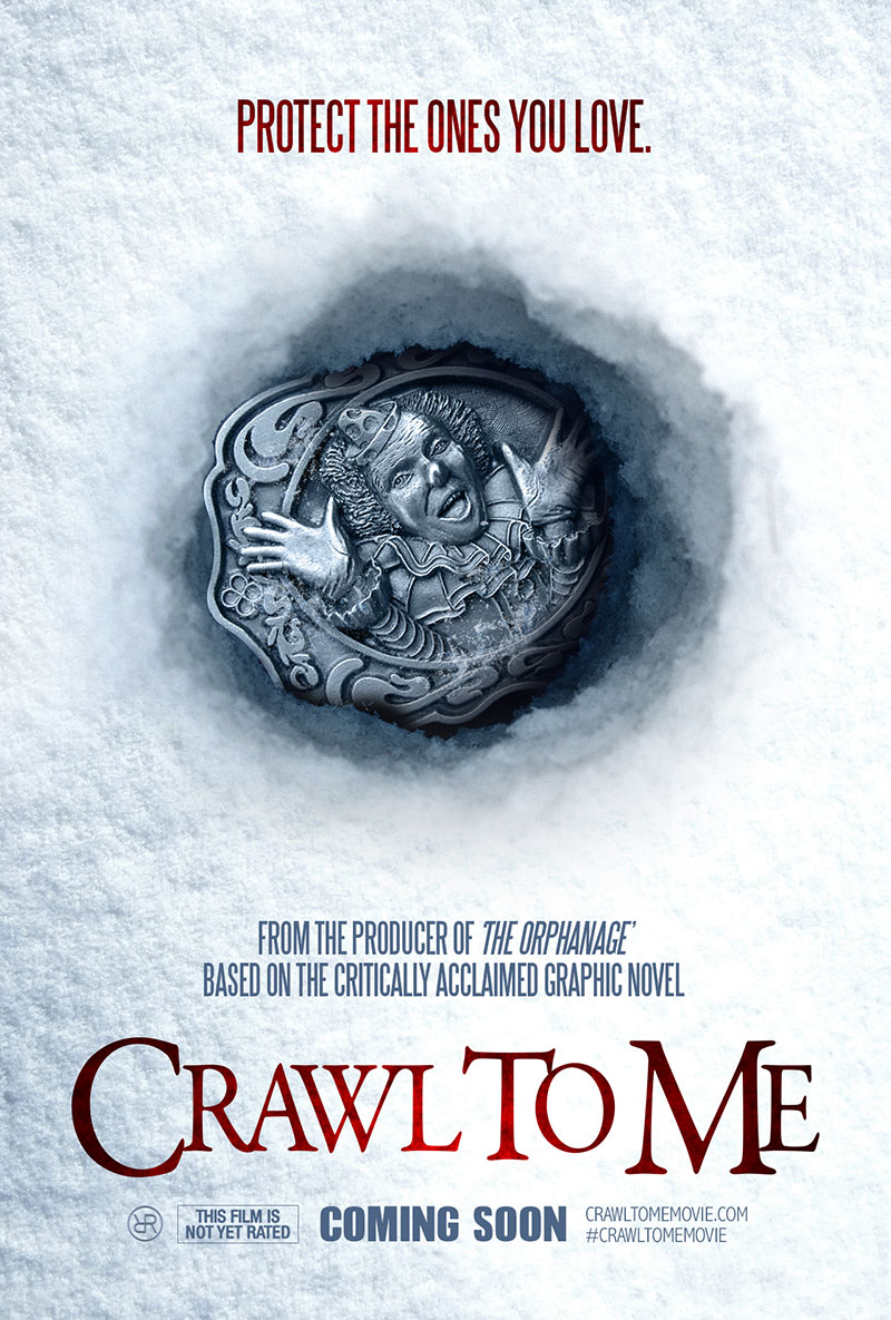 Crawl to Me Movie teaser poster