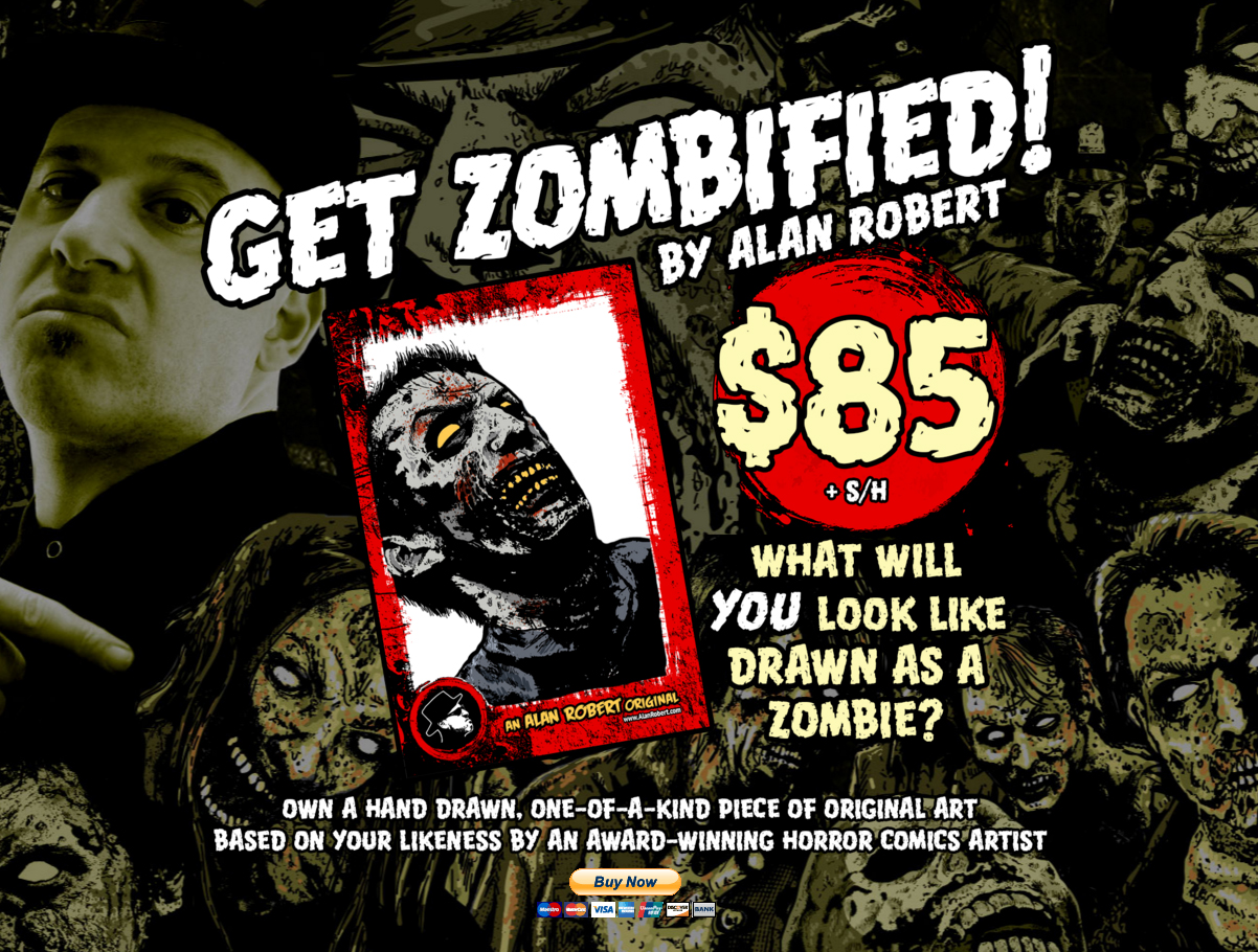Get Zombified Now!
