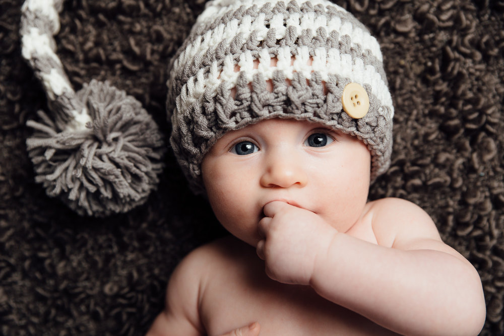 Watch Me Grow - Stunning 3 Shoot Photography Package specifically for babies under 6 months old