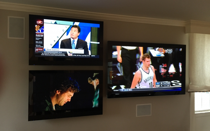 Multi- TV Home Theater Installation Hudson County.jpg
