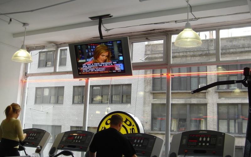 Television installation for Gold's Gym.jpg