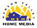 Hudson Valley Home Media Transparent Logo - #085A99.png