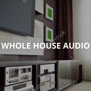 Whole House Audio Installer NYC NJ CT