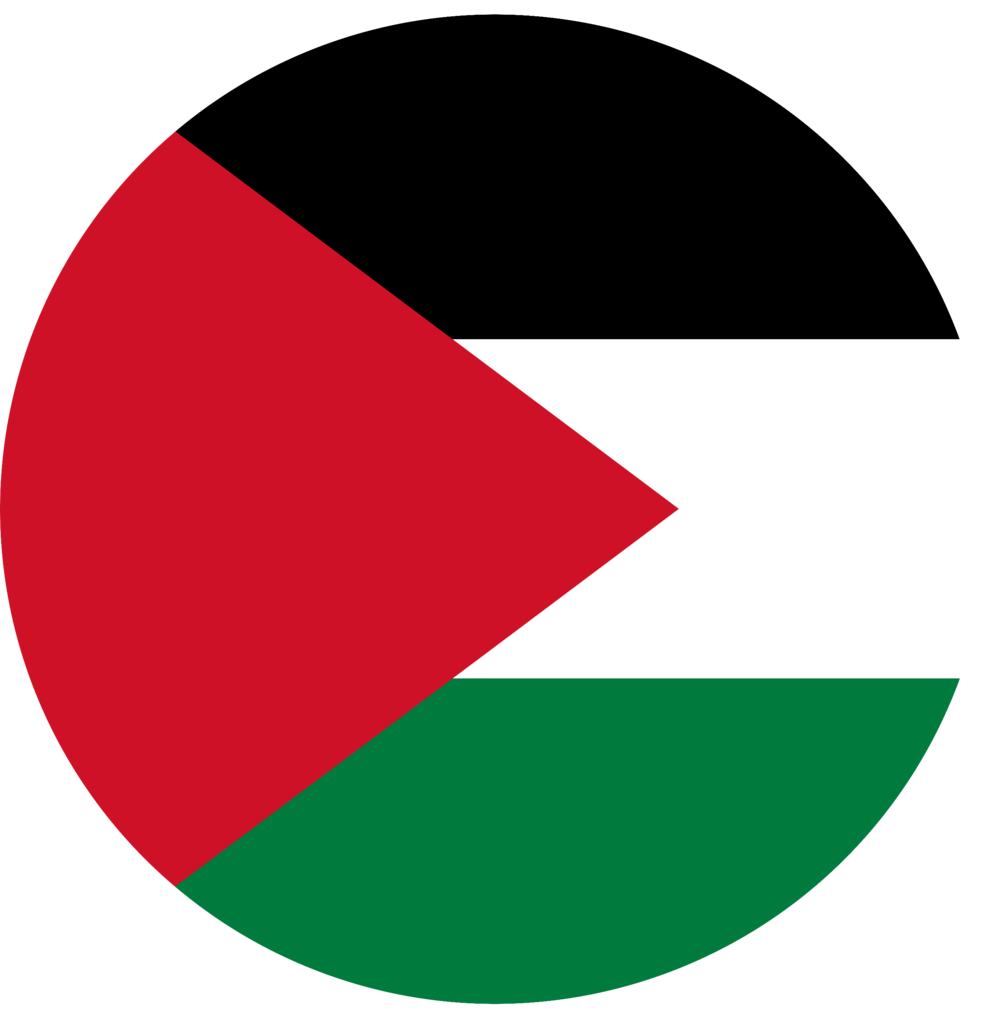 Copy of Palestinian Territories