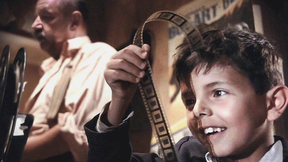 "Un fotograma de ""Cinema Paradiso"" (1988)de Giuseppe Tornatore"