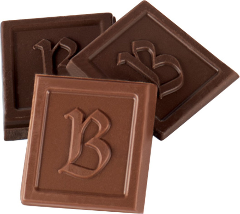Bissinger's, a St. Louis chocolatier, has been crafting award-winning chocolates for more than 350 years. Their proprietary cocoa blend is crafted from beans responsibly sourced from western Africa for chocolate that's decadently rich, smooth and velvety, providing the perfect base for luxurious treatments.