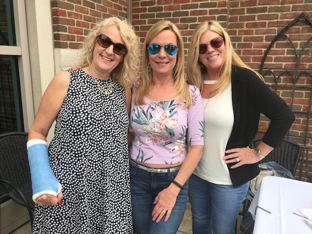 Julie Derby, Cyndi O'Hara, Lorie Rankin-Mah