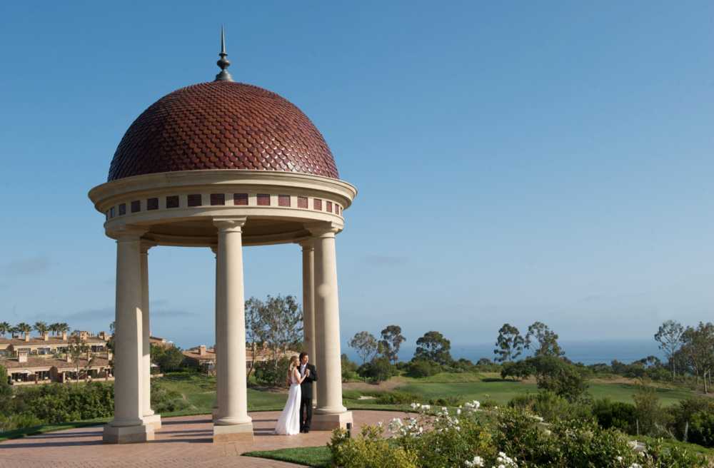 Breathtaking views from every angle make Pelican Hill the perfect wedding destination