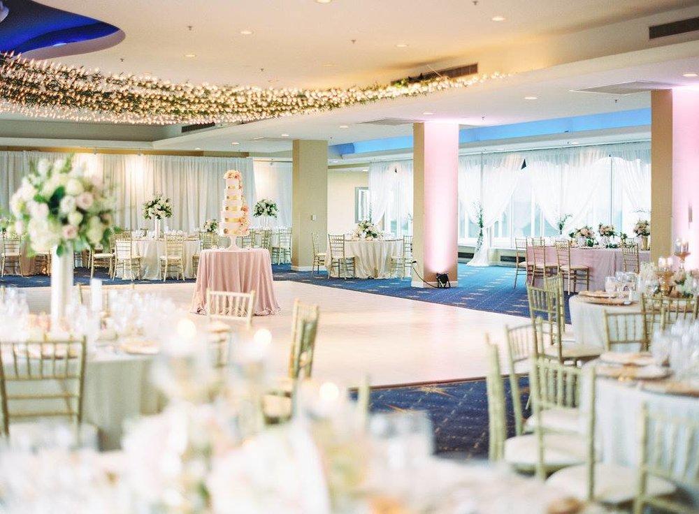 A wedding at the Chase Park Plaza Royal Sonesta Hotel