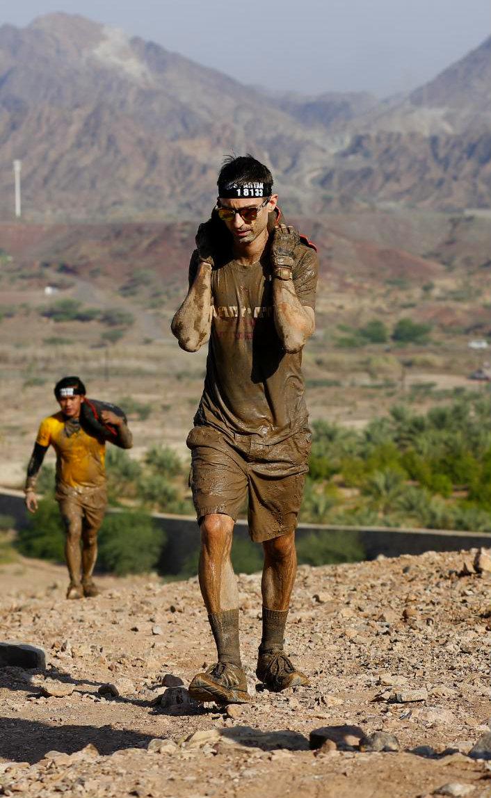 Spartan Arabia: AKA Johnny Fugitt!