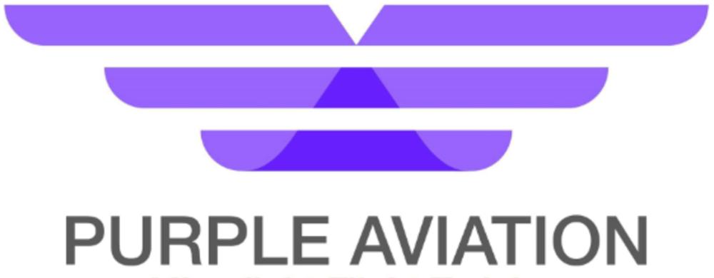 #NWWF Purple Aviation