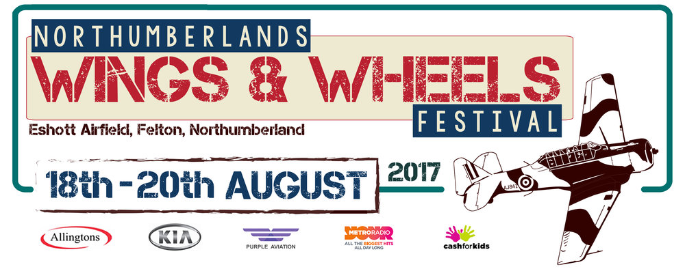 Northumberland Wings & Wheels Festival 2017
