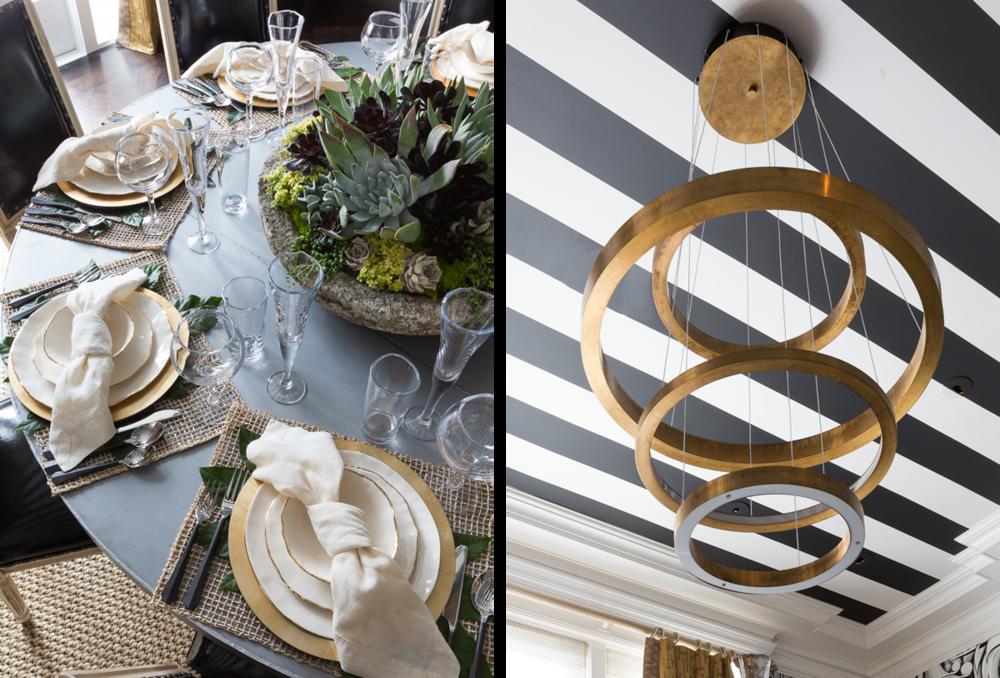 san francisco decorator showcase dining room table