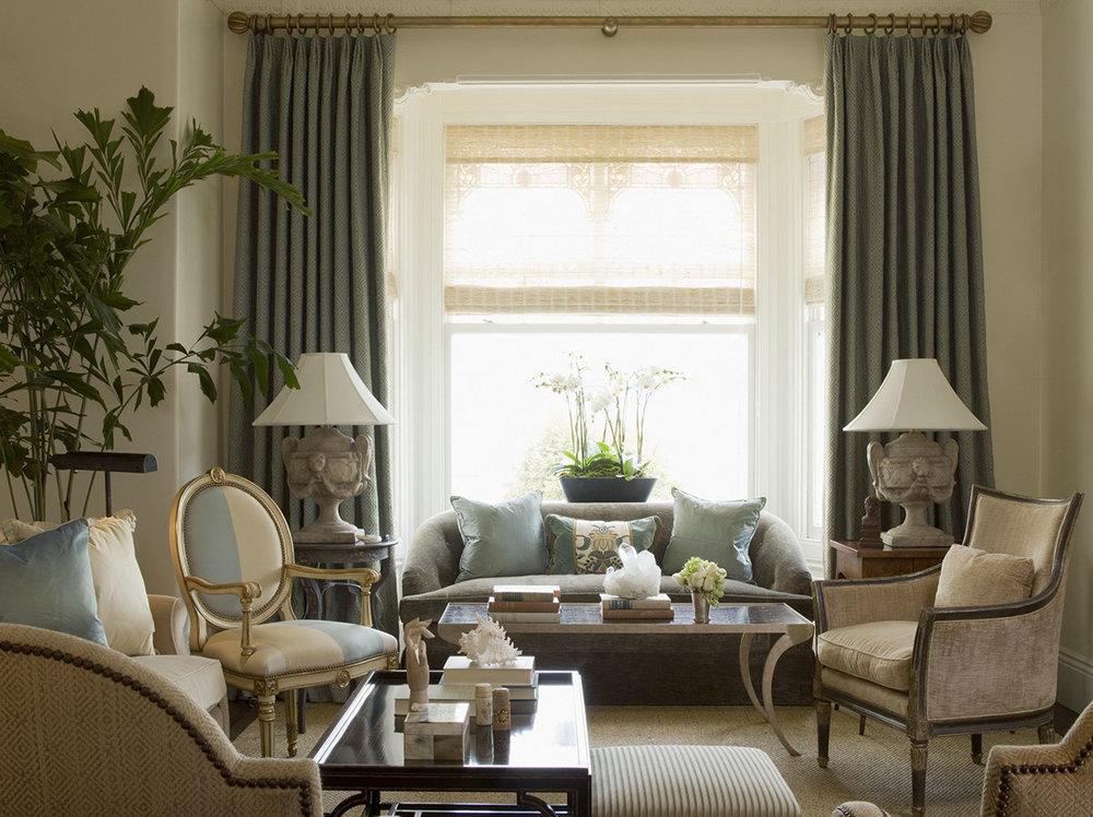 victorian living room