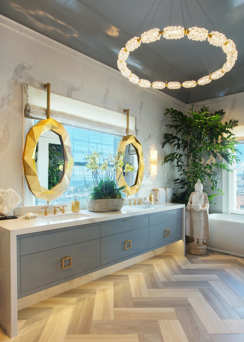 2017 San Francisco Decorator Showcase Cecilie Starin Design San
