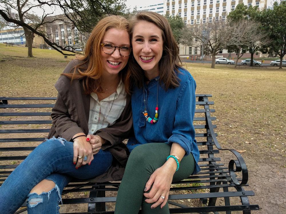 Founders: Mallory Katherine Lehenbauer & Alex-Anna King Miller