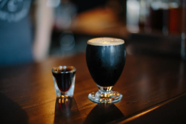 The Dark and Bitter at the Boilermaker. RAMSAY DE GIVE FOR THE WALL STREET JOURNAL