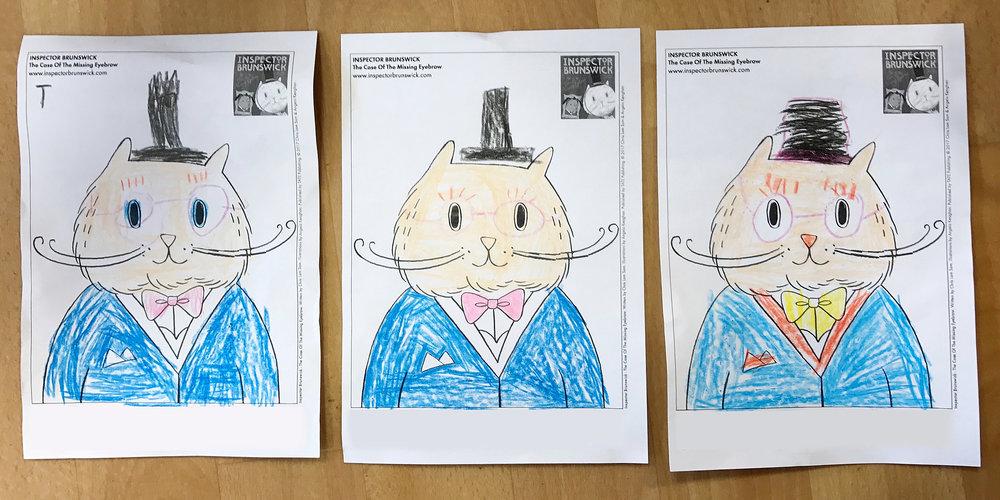 Inspector Brunswick Triplets! - Te Totara School