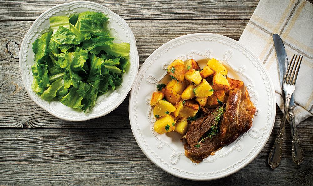 Delicious Meets Nutritious -