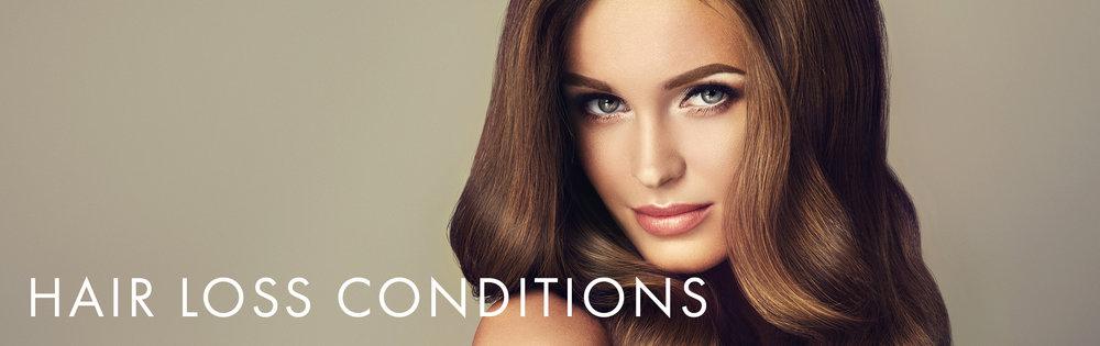 Hair Loss Condidtions