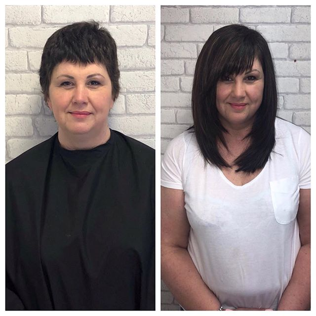 Transformation Tuesday! Our gorgeous cline underwent a serious transformation in the clinic recently. Bonded hair creates the perfect natural, thicker longer look 😍 📞 01422747404 🏠 Ingfield Enterprise Centre Cherry Nook Road  Huddersfield  HD21JD 📧info@northernhairlossclinic.co.uk  #hoc #nhlc #houseofcreation #northernhairlossclinic #hocacademy #hochair #nicollerimmer #evaproudman #colourblend #catherineboden #linkacademy #totalhairlosssolutions #realhaircompany #transgender #hairlosseducation #thebeautifultruthcampaign #internationalhairlosseducation #dubaihair #kuwaithair #leedshair #liverpoolhair #londonhair #ukhair #hairfashion