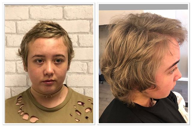 Wow Wow Wow  Just look at the hair growth after just three months of wearing one of our intergration systems, Each one of our systems are breathable and are custom tailored to each individual.  Call or message for a consultation ❤️ 📞 01422747404 🏠 Ingfield Enterprise Centre Cherry Nook Road  Huddersfield HD21JD 📧info@northernhairlossclinic.co.uk  #northernhairlossclinic  #hairspecialist #intergrationsystem #cancer #chemotherapy #indertectable #hairgrowth #weareheretohelp #ukhairspecialists #totalhairlosssolutions #extensioncourse #alopecia #confidence #evaproudman #trichologist  #custommade  #huddersfield #london #uk #leeds #kuwait #dubai #ripponden #liverpool