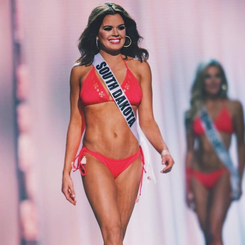Miss USA 2017 - Tessa Dee, Miss SD USA