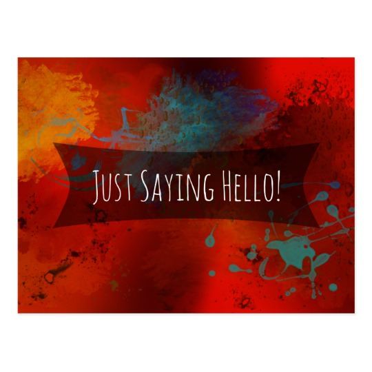 just_saying_hello_red_abstract_digital_art_note_postcard-design-by-melody-watson.jpg