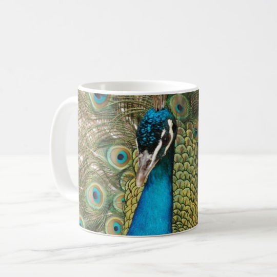 photo_of_beautiful_peacock_with_spread_feathers_coffee_mug-design-and-photography-by-melody-watson.jpg