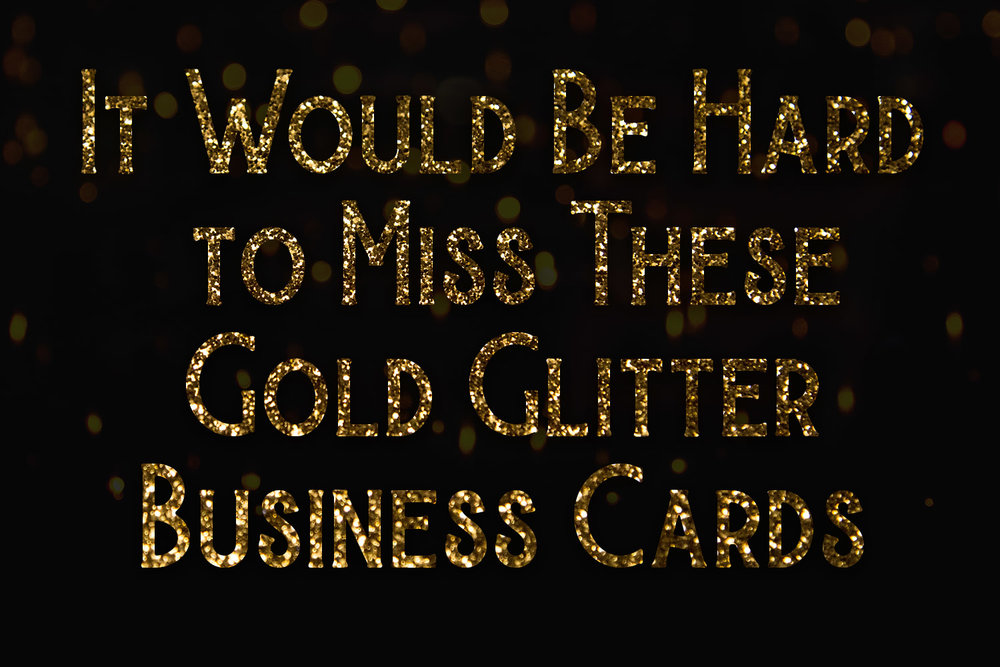 If you ever need gold glitter business cards you can customize if you ever need gold glitter business cards you can customize zazzle design roundup printed muserie reheart Gallery