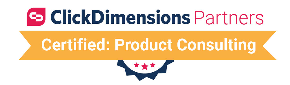 ClickDimensions Certification (Marketing Automation for Microsoft Dynamics 365) - Aurélien CLERE