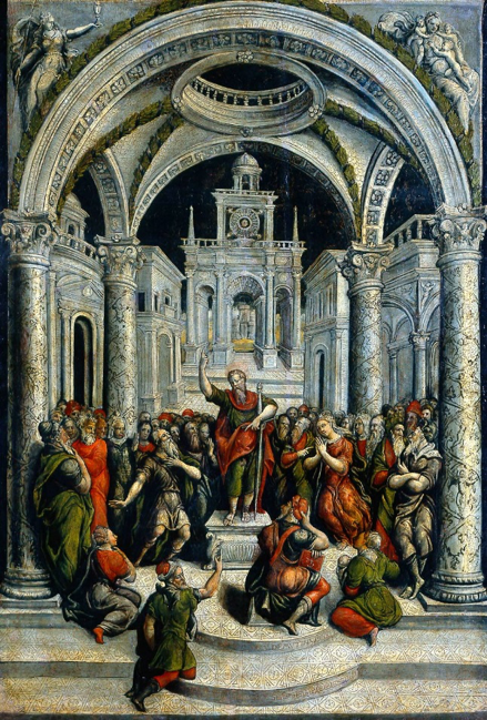 COMI:  Preaching of St. Paul