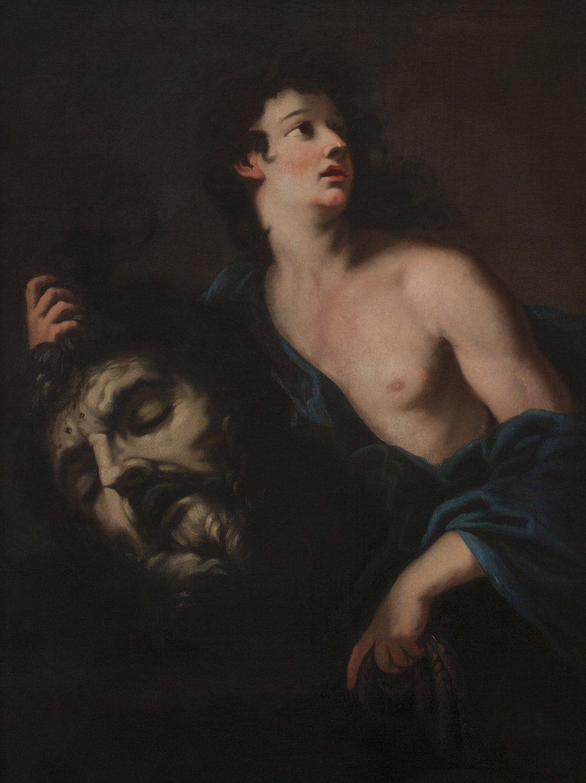 PIER (PIETRO) DANDINI David with the Head of Goliath