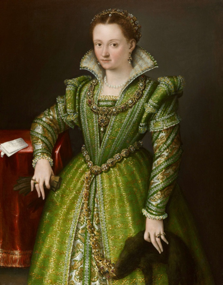 "Lavinia Fontana, the so-called ""Laura Gonzaga"""