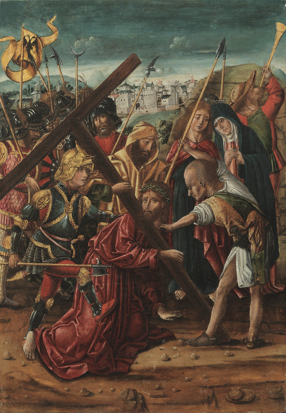 The way to Calvary