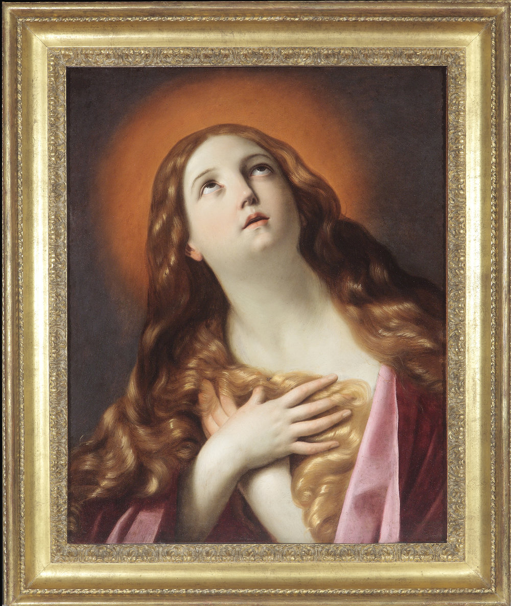 Guido Reni,  The Penitent Magdalene